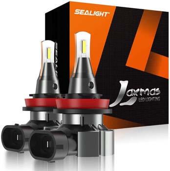 7: SEALIGHT H11 H8 H16 LED Fog Light Bulb