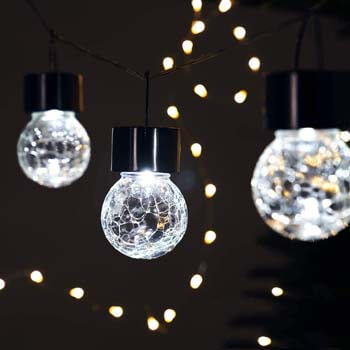 1: GIGALUMI Hanging Solar Lights