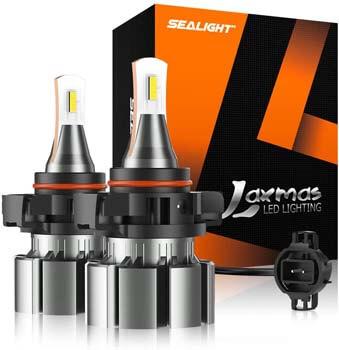8: SEALIGHT 5202 5201 LED Fog Light Bulb